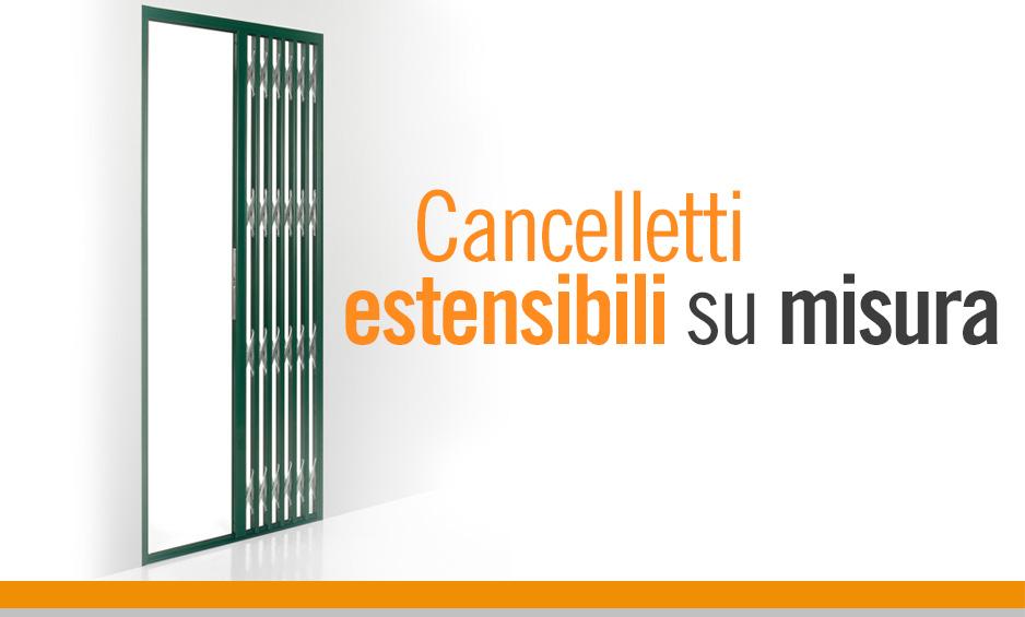 Cancelletti Estensibili Su Misura Volpi Alessandro
